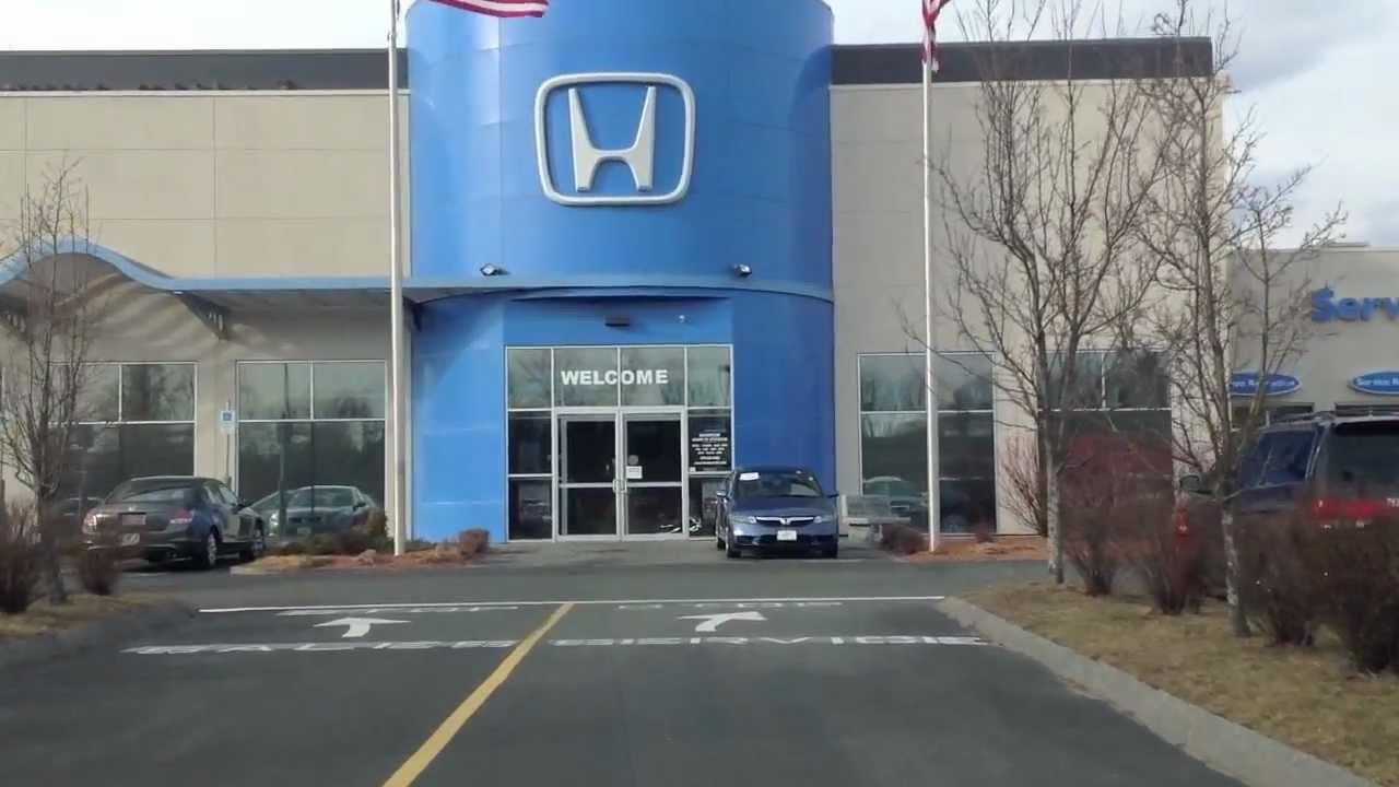 Superior Honda North Dealership   Danvers, MA   382 Newbury St