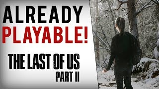 The Last of Us 2 - Coming Sooner Than Expected?! 2018 Release Date Rumors