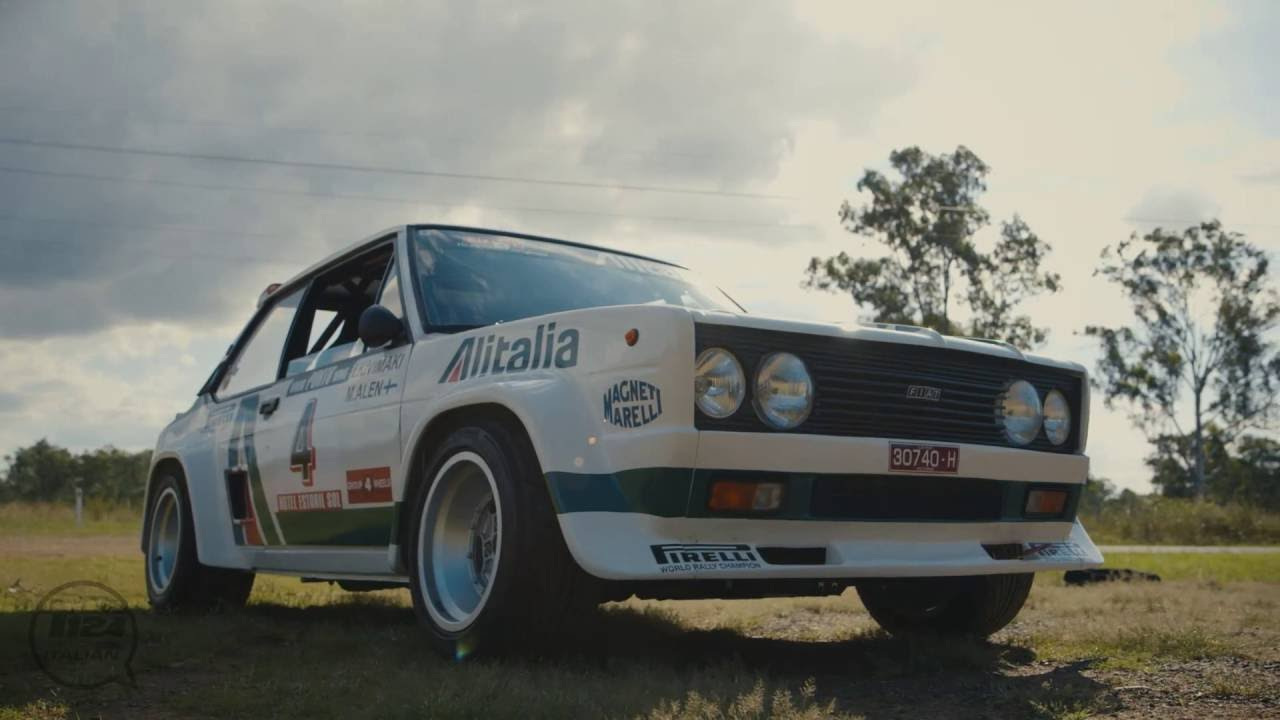 Fiat 131 Abarth Interview