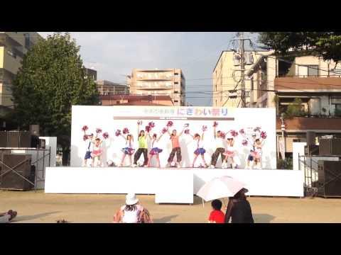 SHERRY DANCE STUDIO - Highschool♡love @ にぎわい祭り