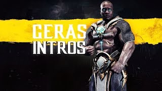 Mortal Kombat 11 ALL GERAS Intros (Dialogue & Character Banter) 1080p 60FPS