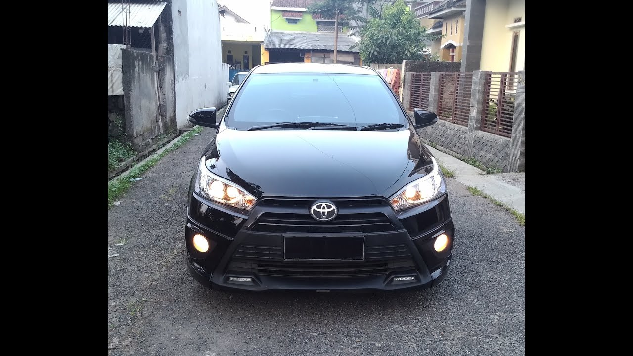 toyota yaris trd sportivo specs buku manual grand new veloz interior 2015