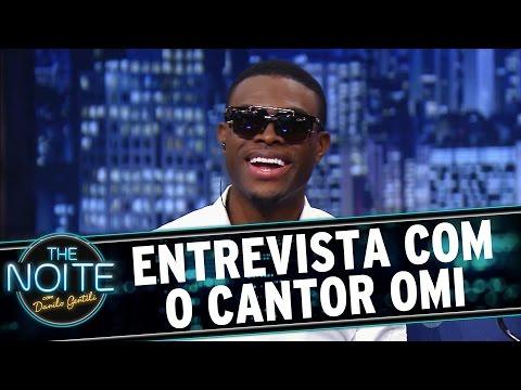 The Noite (06/11/15) - Entrevista Com Omi