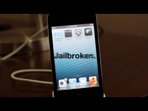 Jailbreak iOS 6 GM