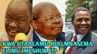 Mkapa na Kikwete wapewa majibu ya Elimu na Magufuli