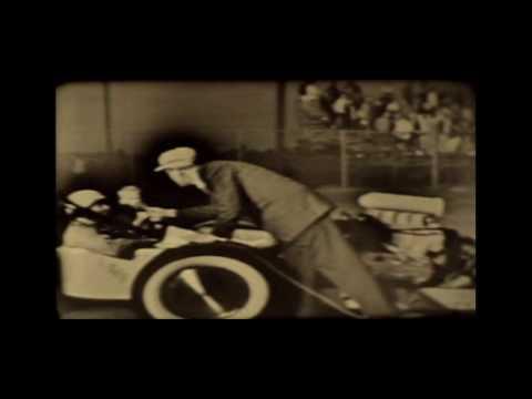 Drag racing's 1st live TV  Lions Drag Strip KTTV 1961.mov