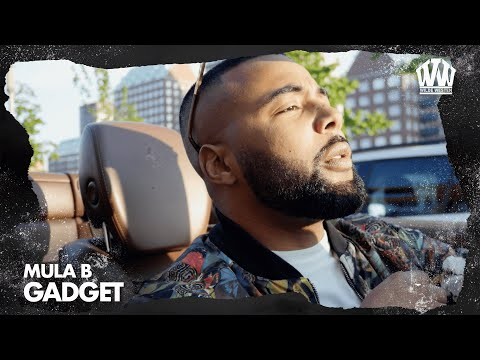 Mula B - Gadget(Prod. DJ Vybe)