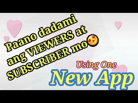 Download #Tubemine Paano magkaroon ng 1000 Subscriber at views sa YOUTUBE( 2021) Using App