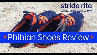 New! Stride Rite Phibian Shoes Review