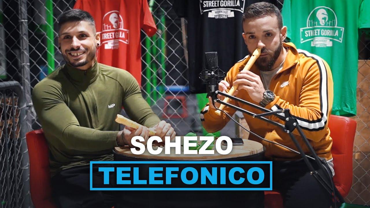SUONO IL FLAUTO AL CALL CENTER - Gorilla Live Show Ep.3