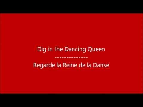 Glee - Dancing queen / Paroles & Traduction