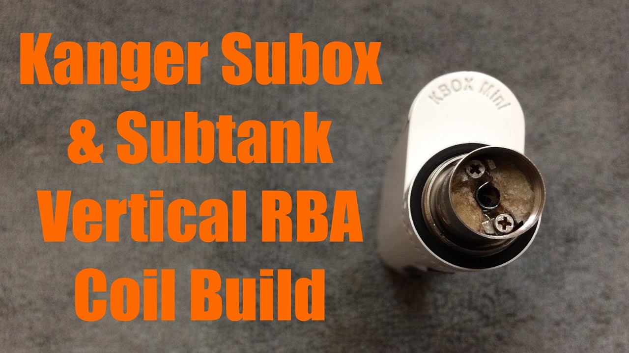 Extreme Coil Rba Builds