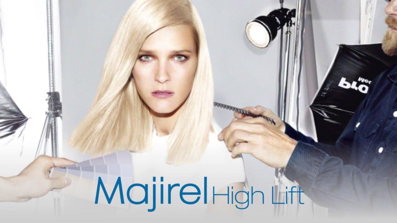 majirel high lift lor201al professionnel lojas l205via