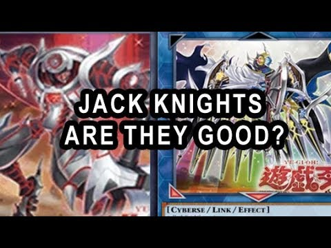 THE JACK KNIGHTS  ARE THEY GOOD? YUGIOH JACK KNIGHT NEW ARCHETYPE