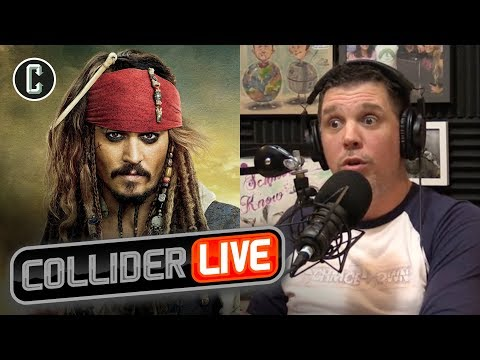 Should Pirates of the Caribbean Replace Johnny Depp?