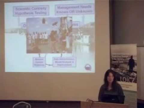 Scientist Citizen - Can a Scientist Influence Policy? (Part 2) Nancy N. Rabalais