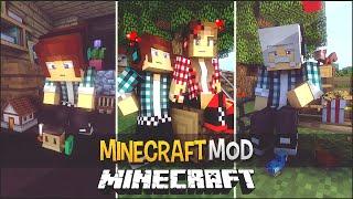 Minecraft Mod: VIDA REAL NO MINECRAFT !! The Ageing Mod