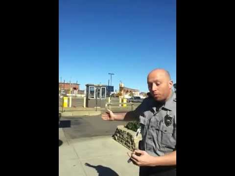 Hennepin County Security claims not legal to film on public sidewalk