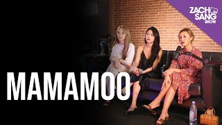 Mamamoo Talks Gogobebe, Be Calm, and New Music