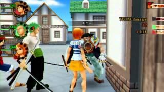 One Piece Romance Dawn - Boss Buggy