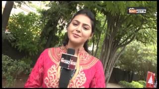Actress Monal Gajjar About Sigaram Thodu Movie