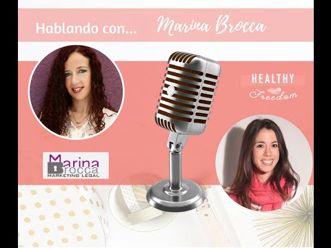 Entrevista a Marina Brocca Marketing Legal