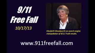 Elizabeth Woodworth on search engine manipulation of 9/11 Truth results