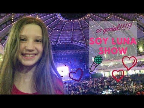 Vlog: Soy Luna Show in Frankfurt Zusammenschnitt