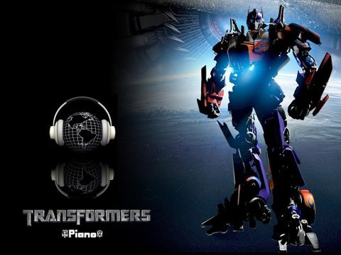 TRANSFORMERS OST Arrival to Earth piano (studio version)