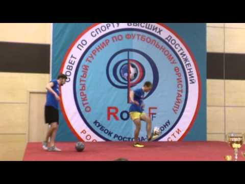 Ars vs Akim l Anna Tkach Freestyle Competition