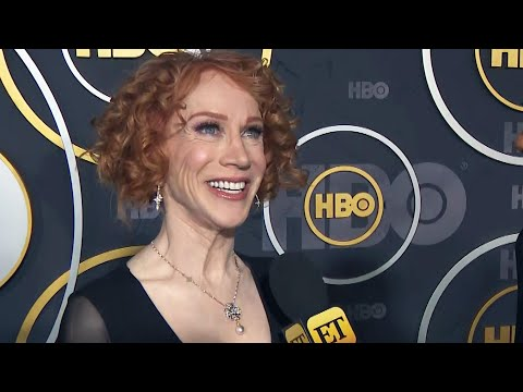 Kathy Griffin Talks Emmy Audience Laughing at Kim Kardashian and Kendall Jenner (Exclusive)