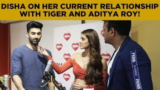 Disha : 'I am NOT in LOVE with Tiger!'