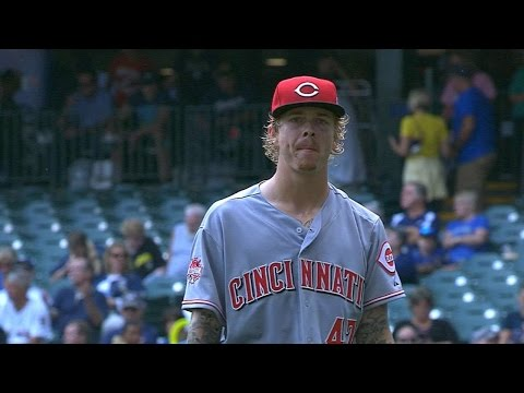 CIN@MIL: Lamb strikes out eight over six innings