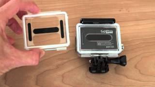 How To Change GoPro Hero 3 Back Door