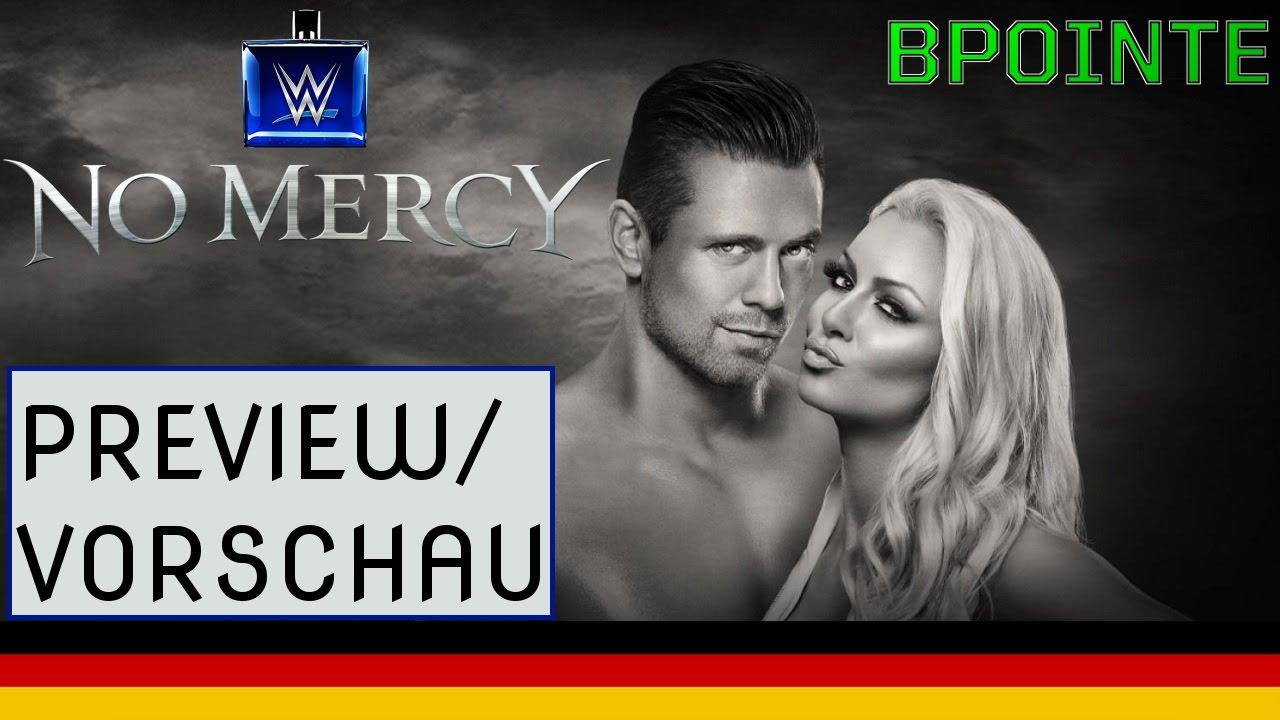 No Mercy Deutsch
