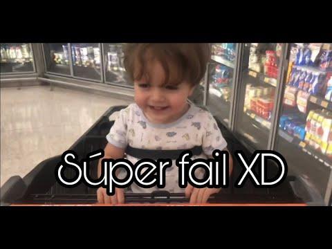 Tag del super - Fail (mini vlog)