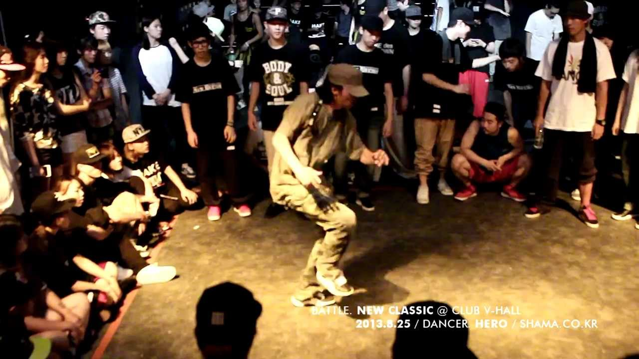 [ KOREA HIPHOP HOUSE 1 on 1 BATTLE ] NEW CLASSIC / DANCER HERO