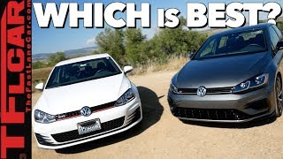 Download Video VW Golf R vs GTI: Is the Golf R Worth $15k More? MP3 3GP MP4