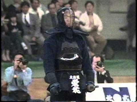 栄花英幸 - 宮崎正裕 1991 全日本剣道選手権大会 決勝