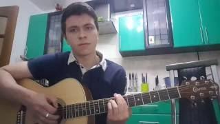 Баста - Выпускной (Медлячок) [cover - гитара]