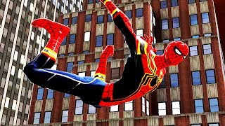 Spider-man Homecoming: IRON SPIDER Suit - Spider-man Web Of Shadows MOD (PC)