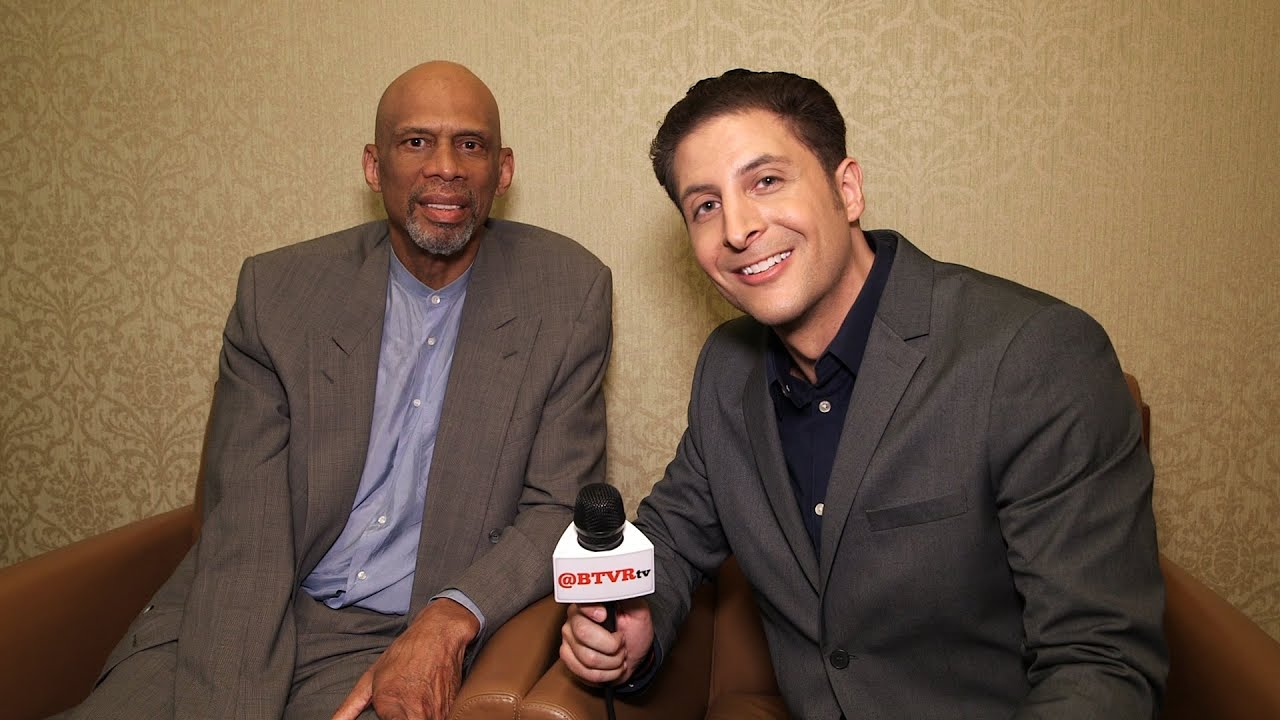 Kareem Abdul-Jabbar on His Book
