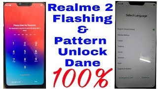Realme 2 pattern unlock file