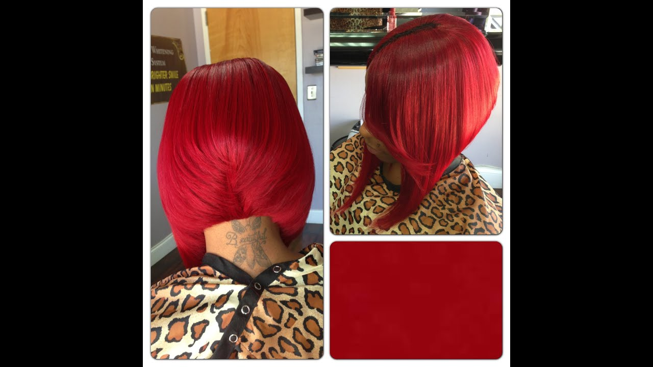 Celebrity Style Sew In Weave Extension (bob cutsnatural - Bob Hairstyles Weave