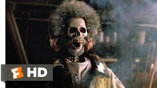 Home Alone 2: Lost in New York (4/5) Movie CLIP - Marv Gets Electrocuted, Harry Blows Up (1992) HD
