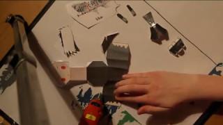 Uta von tokyo ghoul #1 papercraft