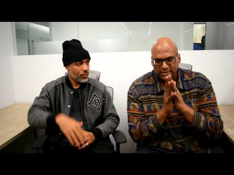Jungle Brothers  Afrika Baby Bam interview hosted by Big Jeff In The Mix Tv