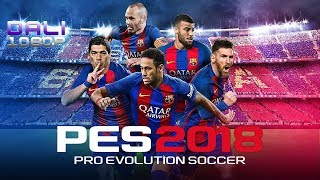 PES 2018 PC Gameplay 1080p 60fps