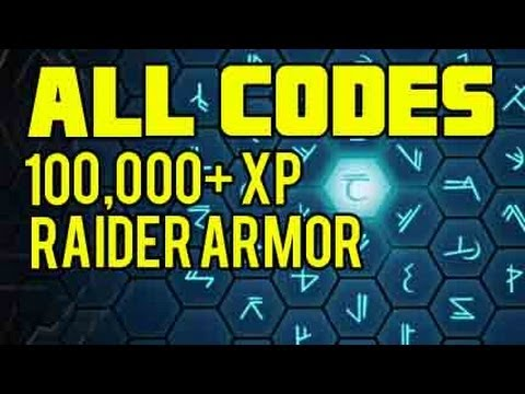 All <b>Halo 4</b> Secret <b>Codes</b> (Updated, and 100,000+ XP) - YouTube