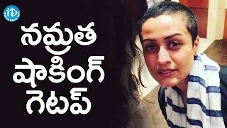 Namrata shirodkar spotted with her new look || mahesh babu || tollywood tales